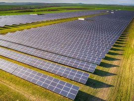 Safety of solar plant construction